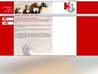 1a-painthorse.de Webseite Vorschau