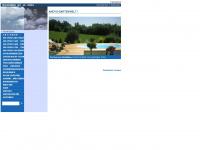 1a-pools.at Webseite Vorschau