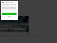 1a-reiselust.de Webseite Vorschau