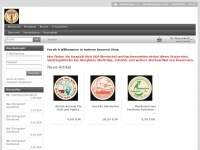 1a-sammlershop.de Webseite Vorschau