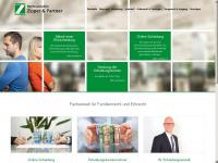 1a-scheidung.de Webseite Vorschau