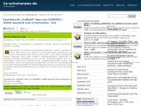 1a-schulranzen.de Webseite Vorschau