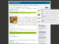 1a-strandlage.de Webseite Vorschau