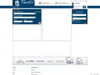 1a-textil.de Webseite Vorschau