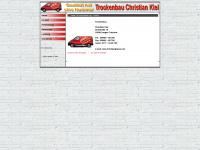1a-trockenbau.de Webseite Vorschau
