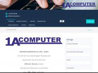 1acomputer.at Webseite Vorschau