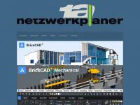 1anetzwerkplaner.ch Webseite Vorschau