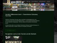 1refc.de Webseite Vorschau