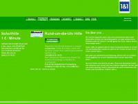 1stclick.de Webseite Vorschau