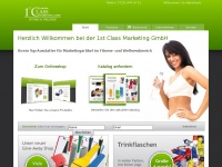 1stclassmarketing.de Thumbnail