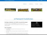 1teamsports.ch Webseite Vorschau