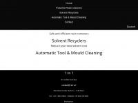 1to1.at Webseite Vorschau