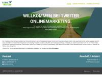 1weiter.de Webseite Vorschau