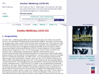 2-weltkrieg.de Thumbnail