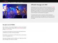 22times-fanpage.de Webseite Vorschau