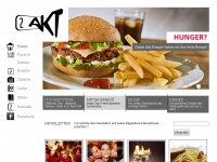 2akt.ch Webseite Vorschau
