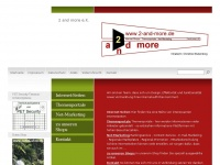 2am-shop.de Webseite Vorschau