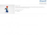 2as2.de Webseite Vorschau