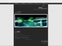 2b-zone.de Webseite Vorschau