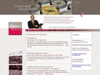 2basics.de Webseite Vorschau