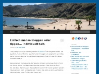 2becrazy.de Webseite Vorschau
