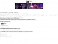 2blue-music.de Webseite Vorschau