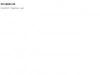 2d-spiele.de Webseite Vorschau