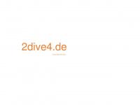 2dive4.de Webseite Vorschau