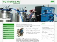 2k-dosieranlagen.ch Webseite Vorschau