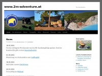 2m-adventure.at Webseite Vorschau