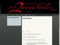2manystylez.de Webseite Vorschau