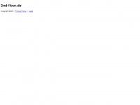 2nd-floor.de Webseite Vorschau