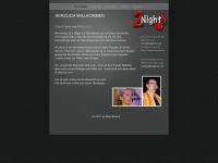 2night-live.de Webseite Vorschau