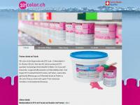 321color.ch Webseite Vorschau