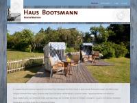 amrum-bootsmann.de Webseite Vorschau