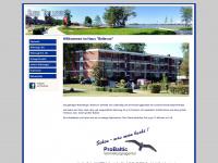 am-binnensee.de Webseite Vorschau