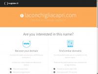 laconchigliacapri.com