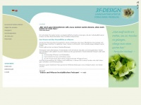 3f-design.de Webseite Vorschau