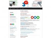 3ggmbh.de Webseite Vorschau