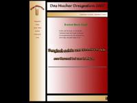 3gestirn2007.de Webseite Vorschau