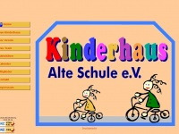 kinderhaus-embsen.de Webseite Vorschau