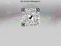 3moesingers.de Webseite Vorschau