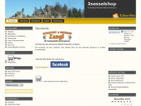 3sesselshop.de Webseite Vorschau