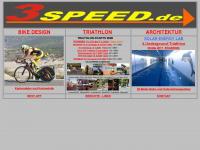 3speed.de Webseite Vorschau