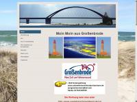 3sterne-ostseeferienwohnung.de Webseite Vorschau