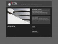 3stil.de Webseite Vorschau