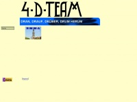 4-d-team.de Webseite Vorschau