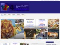 4-poeppel.de Webseite Vorschau