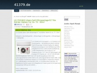 41379.de Webseite Vorschau