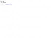 43000.de Webseite Vorschau
